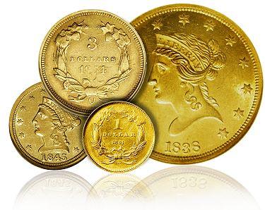 goud munt