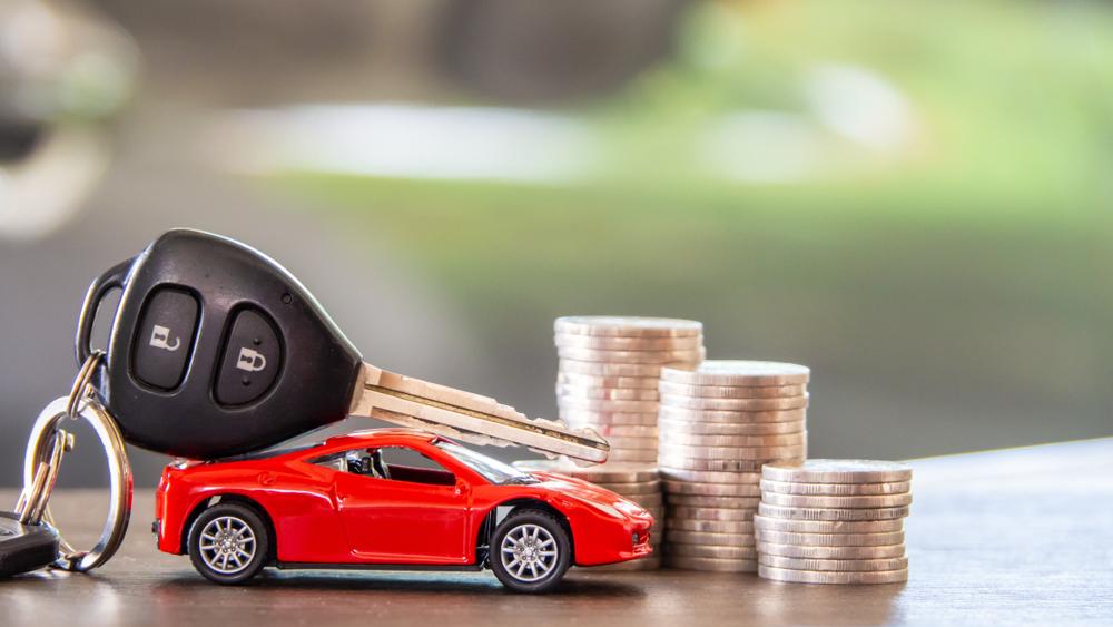 financiering auto